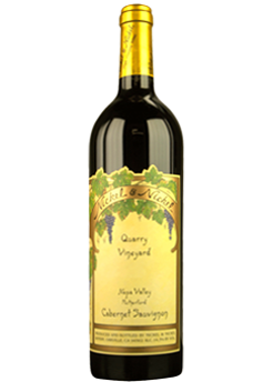 Nickel and Nickel Quarry Cabernet Sauvignon (2017)