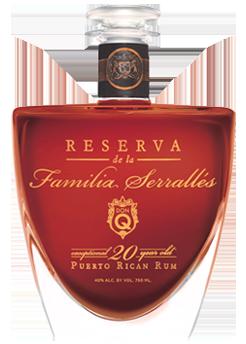 Don Q Reserva De La Familia Serralles