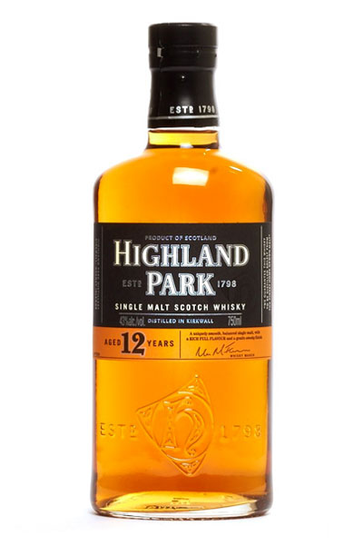Highland Park Single Malt 12 Years
