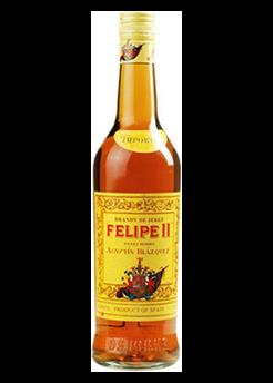 Felipe II Brandy de Jerez