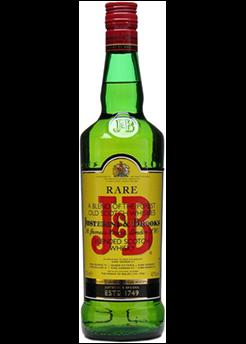 J&B Rare Scotch