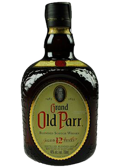 Old Parr Scotch 12 years