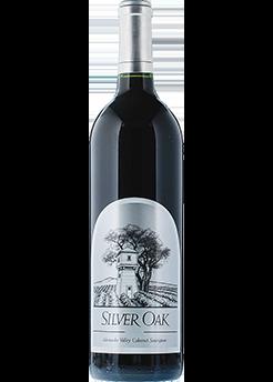 Silver Oak Cabernet (2012)