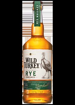 Wild Turkey Rye 81 Proof