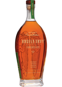 Angel's Finished Rye Bourbon