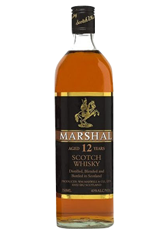 Marshal Blended 12 Years Old