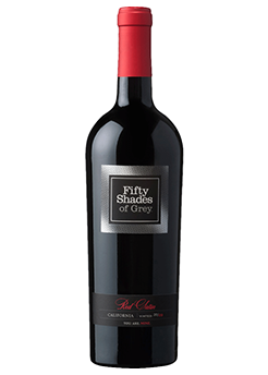 Fifty Shades of Grey Red Blend