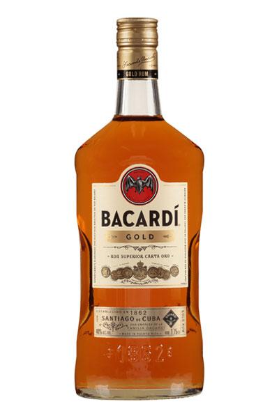 Bacardi Gold 1.75Lt