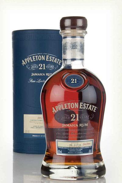 Appleton 21 Years Jamaican Rum