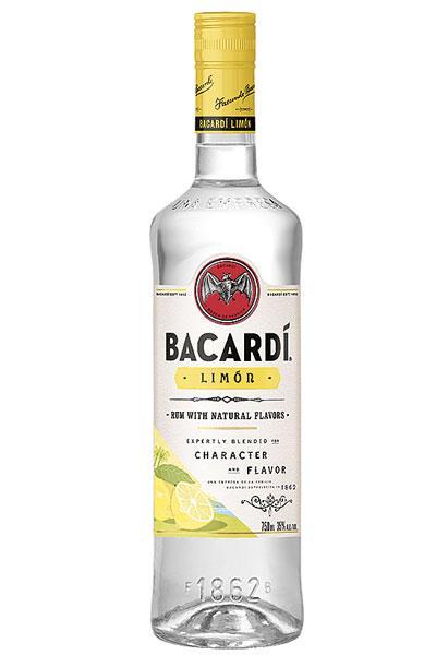 Bacardi Flavors Limon