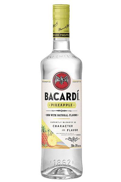 Bacardi Flavors Pineapple Fusion