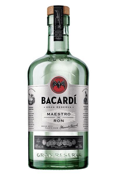 Bacardi Maestro De Ron Gran