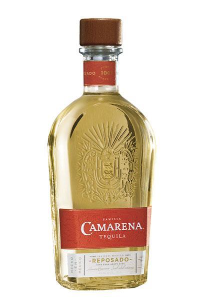 Camarena Tequila Reposado