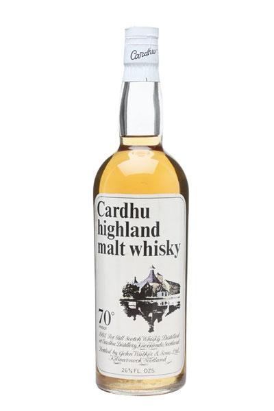 Cardhu Highland Malt