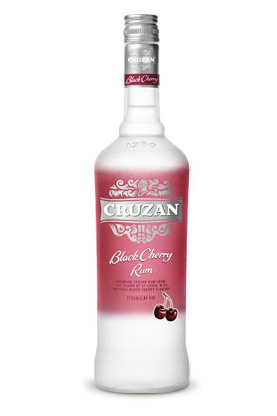 Cruzan FLA Black Cherry Rum