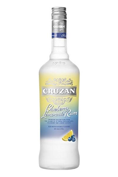Cruzan FLA Blueberry Lemonade