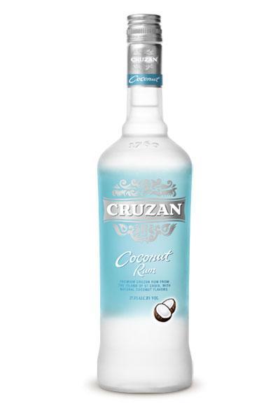 Cruzan FLA Coconut Rum