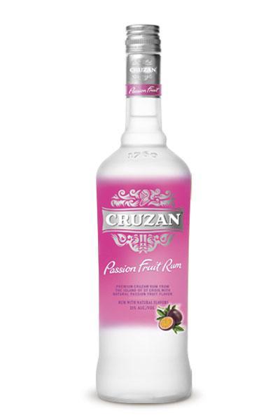 Cruzan FLA Passion Fruit Rum