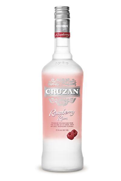 Cruzan FLA Raspberry Rum