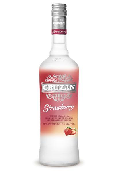 Cruzan FLA Strawberry Rum