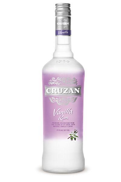 Cruzan FLA Vanilla Rum