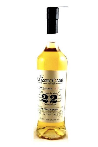 Glencadam Classic Cask 22 Years