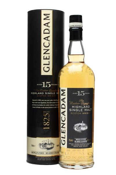 Glencadam Highland 15 Years