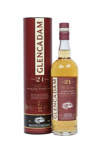 Glencadam Highland 21 Years