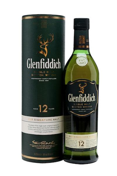 Glenfiddich 12 Years Single Malt