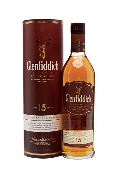 Glenfiddich 15 Years Single Malt