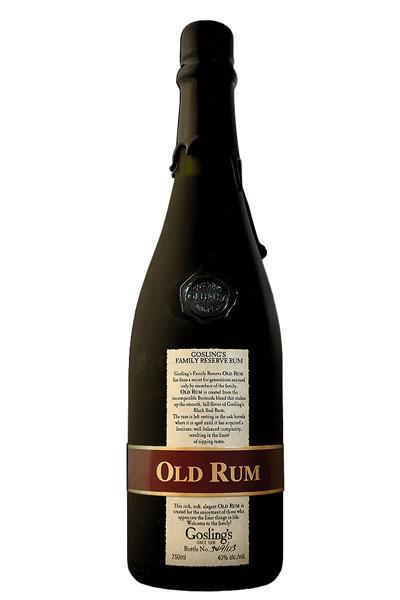 Gosling's Old Black Rum