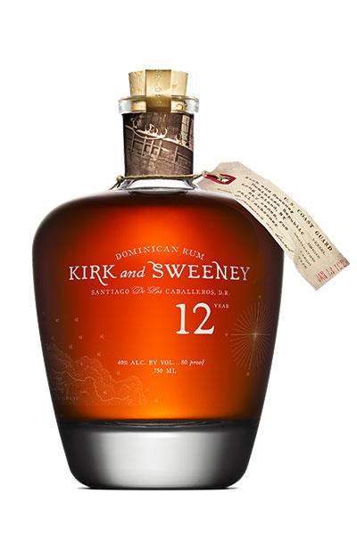 Kirk & Sweeney 12 Years Rum