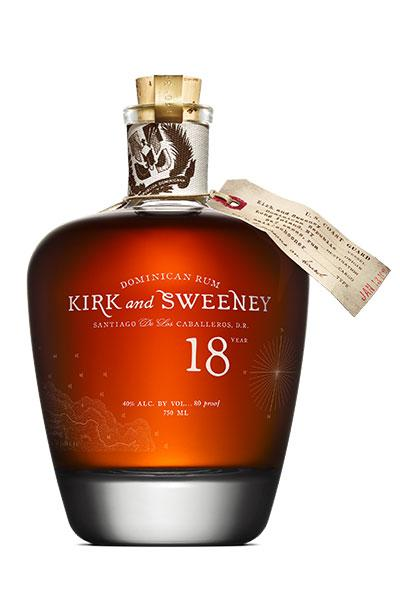 Kirk & Sweeney 18 Years Rum