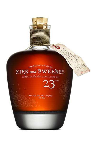 Kirk & Sweeney 23 Years Rum