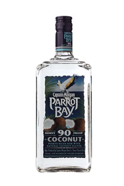 Parrot Bay Coconut Rum 90 Proof