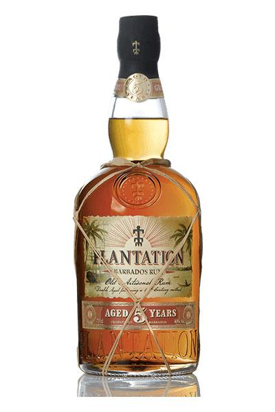 Plantation Rum Barbados G.R 5 Years
