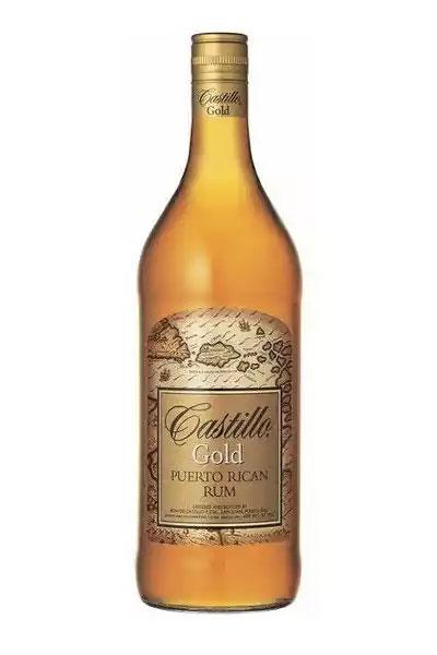 Ron Castillo Gold Rum