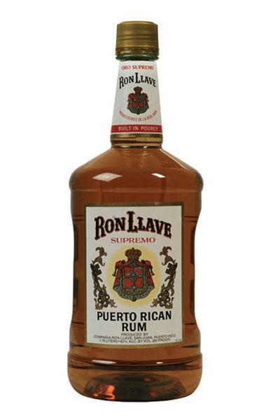 Ron Llave Rum Gold