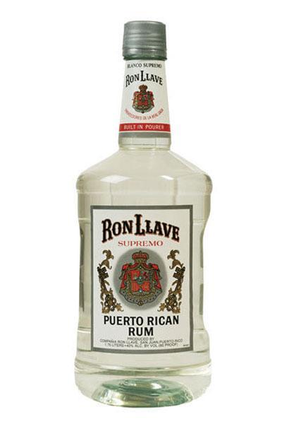 Ron Llave Rum White