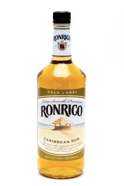 Ron Rico Gold Rum