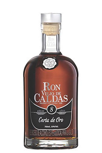 Ron Viejo De Caldas Reserva 8 Years
