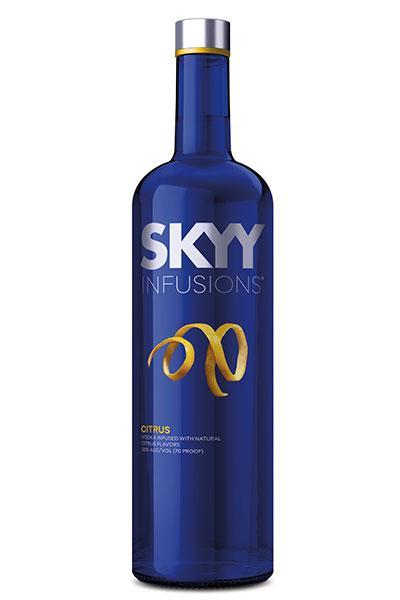 Skyy FLA Citrus Vodka
