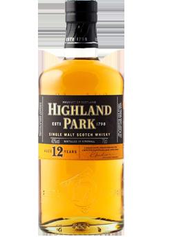Highland Park Single Malt 12 Years