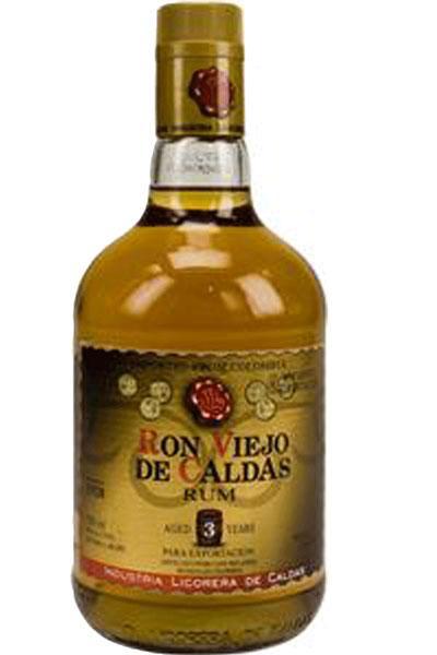Ron Viejo De Caldas Rum