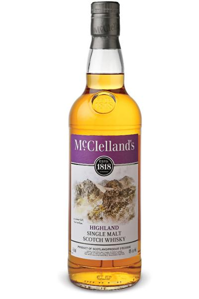 MCClelland's Highland Single Malt