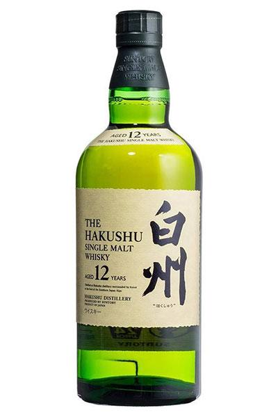 Hakushu Single Malt 12 Years Japanese