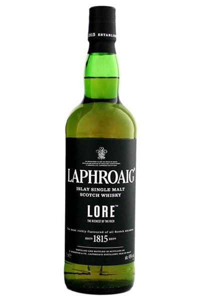 Laphroaig Islay Single Malt Lore