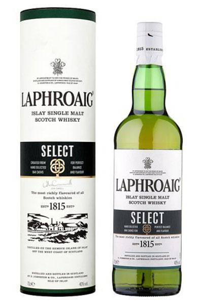 Laphroaig Islay Single Malt Select