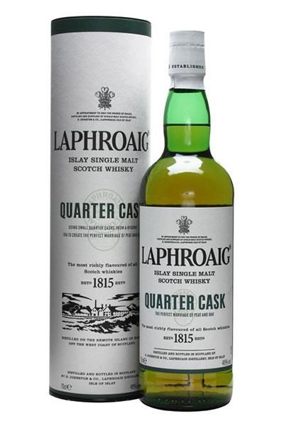 Laphroaig Quarter Cask Single Malt
