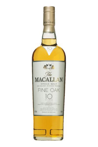 Macallan Fine Oak 10 Years
